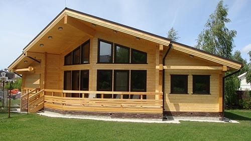 Преимущества и недостатки деревянных домов-1